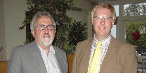 Dietmar Tendler und Achim Tüttenberg