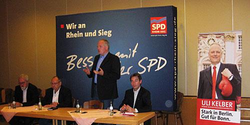 SPD-Veranstaltung zum Thema Energiewende