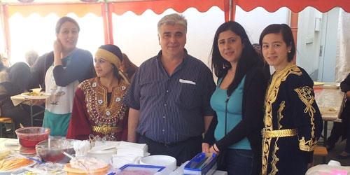 Sommerfest der türkisch-islamischen Kulturgemeinde