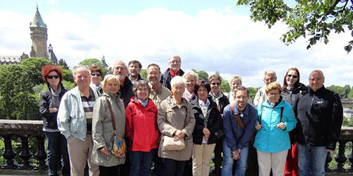 Jahresfahrt 2012 der SPD Eitorf