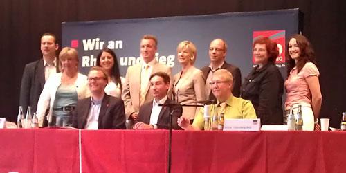 SPD Kreisparteitag 2012
