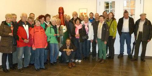 Jahresfahrt 2013 der SPD Eitorf
