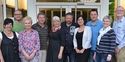 Die neue SPD Fraktion