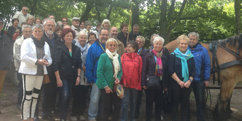 SPD Fahrt in die Lüneburger Heide