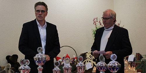 Dirk Schlömer (MdL) und Josef Windscheid