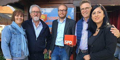 SPD Sommer- und Familienfest