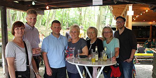 Waldfest in Lascheid 2016
