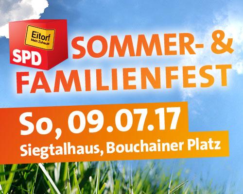 Sommer- und Familienfest 2017
