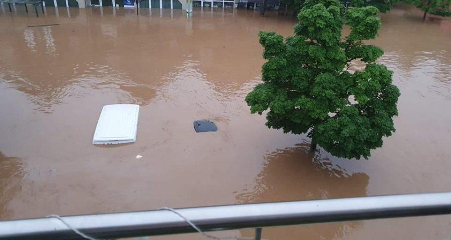 Hochwasser in Swisttal