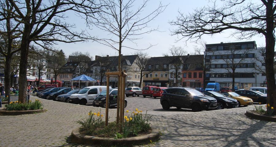 Eitorfer Marktplatz