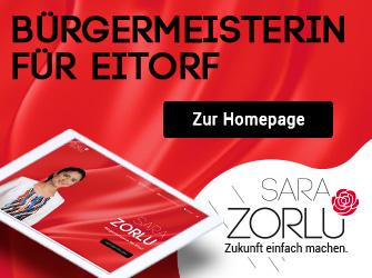 Link zur Homepage von Sara Zorlu
